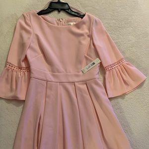 Eliza J - Adorable Blush Dress